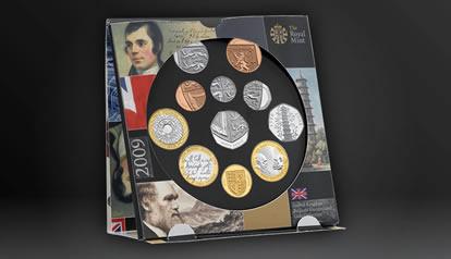2009 Brilliant Uncirculated Coin Set