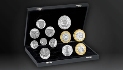 2009 Silver Proof Coin Set