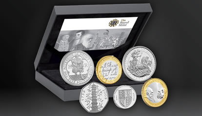 2009 UK Family Silver Proof Collection