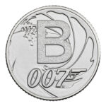James Bond 007 Coin