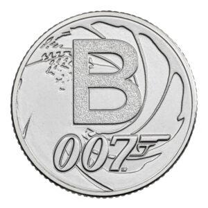 James Bond 007 Coin