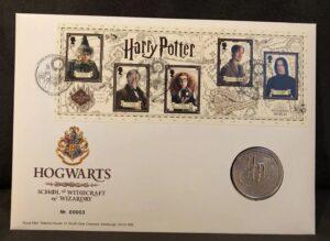 Harry Potter Medal eBay