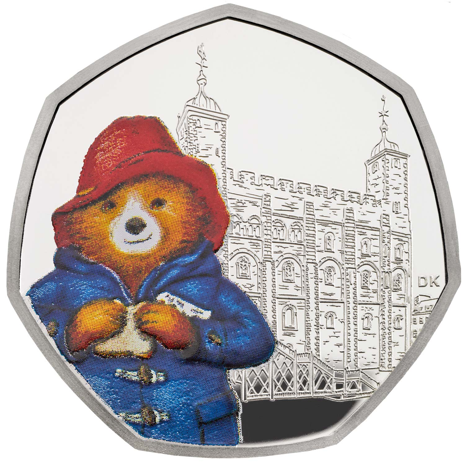 Paddington at the Tower 50p