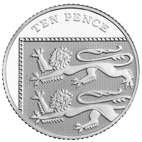 2020 10p Coin