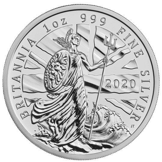 Britannia One Ounce Silver Coin