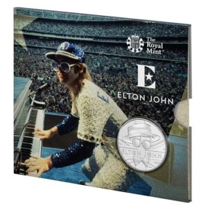 elton john dodgers stadium coin