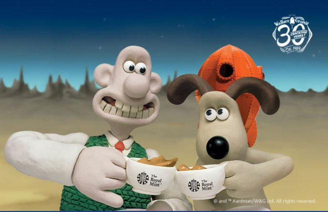 Wallace & Gromit Activity Packs