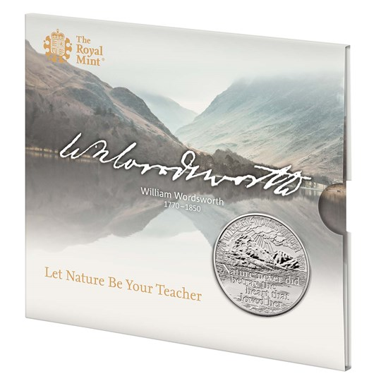 William Wordsworth Coin