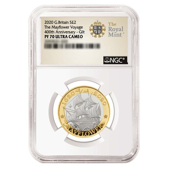 NGC PF 70 Silver Proof Coin