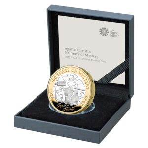 Piedfort Silver Proof Coin