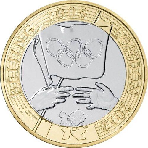 2008 Olympic Handover Ceremony £2