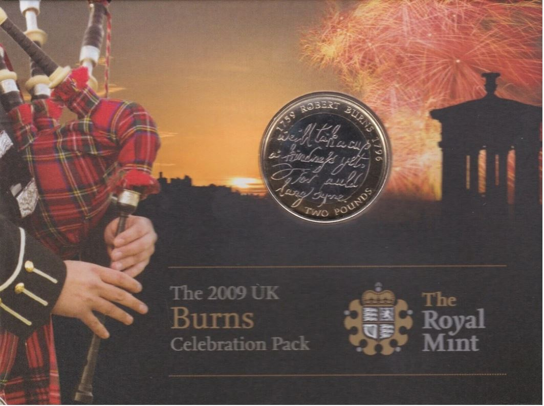 2009 Burns Celebration Pack