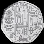 2020 Olympics Team GB 50p