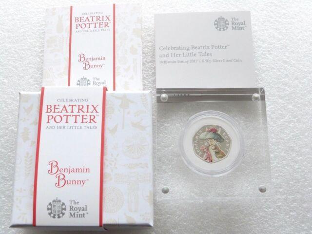 Benjamin BunnySilver Proof Coins