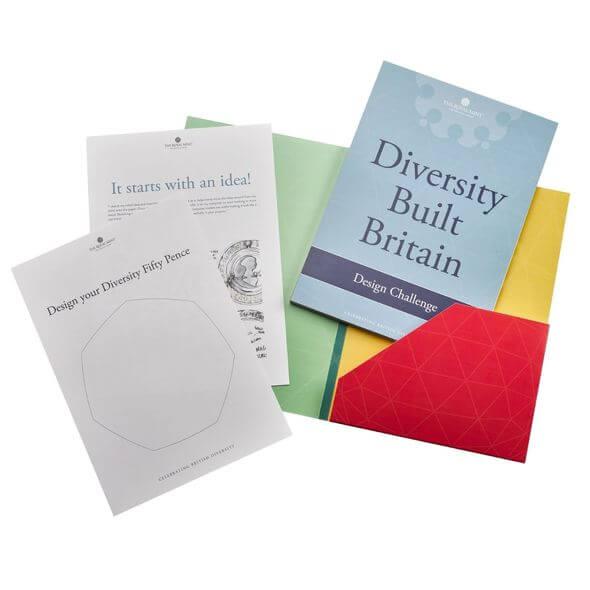 Diversity Built britain Education Packs