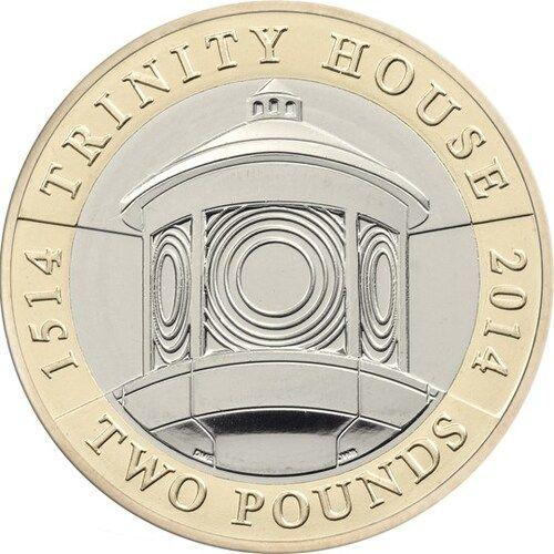 Trinity House £2 Coins