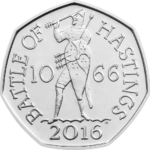 Battle of Hastings-50p