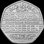 Benjamin Britain 50p