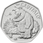 Gruffalo & Mouse 50p