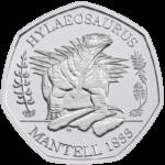 Hylaeosaurus 50p