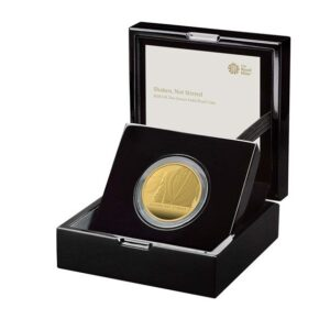 Shaken Not Stirred 2020 UK Two-Ounce Gold Proof Coin