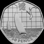 Olympics Sailing 50p