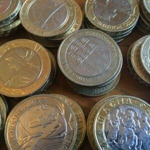 Rare Two Pound Coins