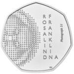 Rosalind Franklin 50p