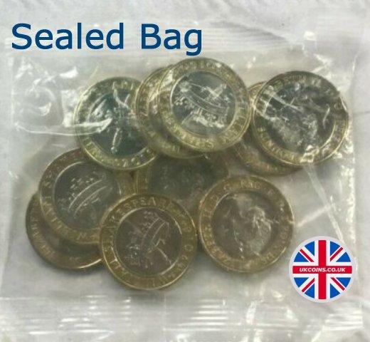 Sealed Coin Bag