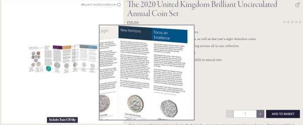 BUNC Coin Sets