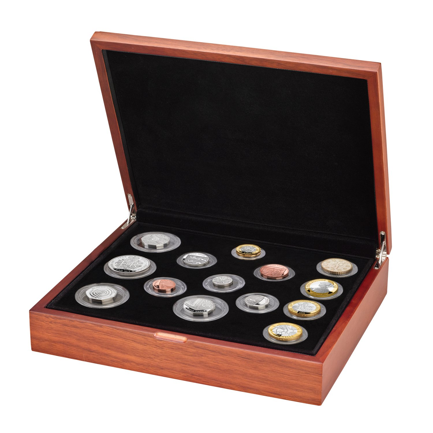 2021 United Kingdom Premium Proof Coin Set